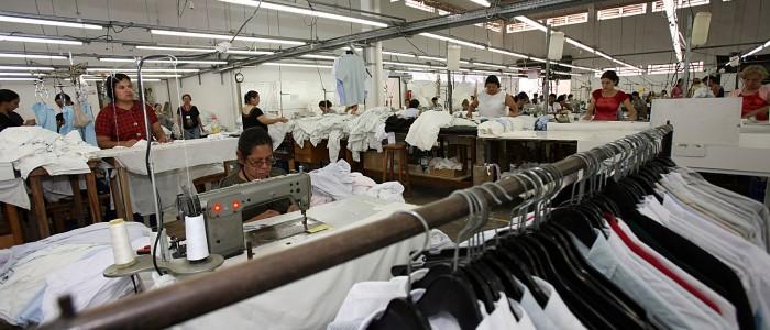 Indústria têxtil espera crescer até 2% em 2013